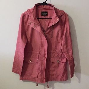 Girly Pink Jacket